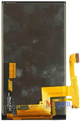 LCD модуль HTC One M8 черный, фото 2