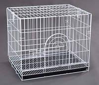 Клетка для собак Золотая клетка 02# (61х44х50 см) усиленная