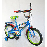 """Детский двухколесный велосипед 20"""" (152018) с зеркалом"""