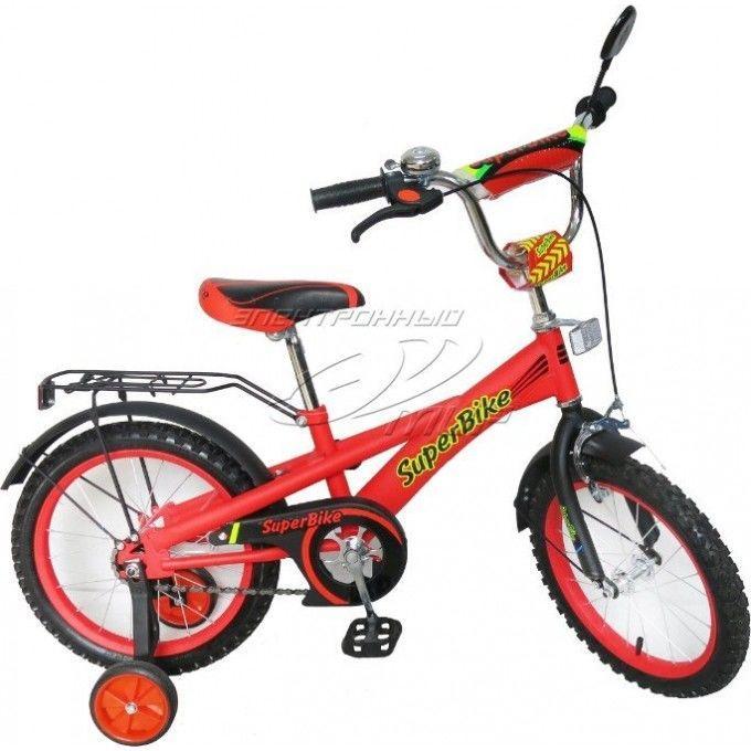 Детский двухколесный велосипед SUPER Bike 18