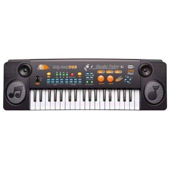 Детский синтезатор MQ 803USB,