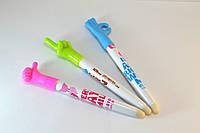 Стирающая ручка синяя 0,8мм ВТ-810 с колпачком