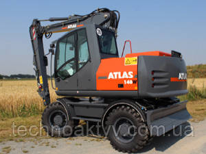 Специальные экскаваторы ATLAS