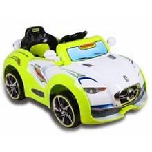 Детский электромобиль Honda Sport (SX1318) со свето-звуковыми эффектами, Цвет -салатовый