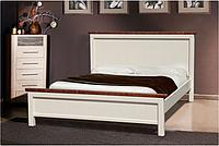 """Кровать белая деревянная """"Беатрис"""", фото 1"""
