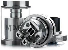 Geekvape Ammit RTA Stainless Steel (GKVAMTSS)
