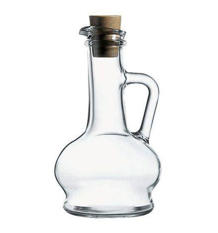 Емкость для масла/уксуса Pasabahce Olivia, 260 мл (h=157мм,d=41х91мм), 12 шт.