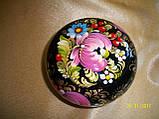 Сувенир Шкатулка деревянная расписная, фото 2