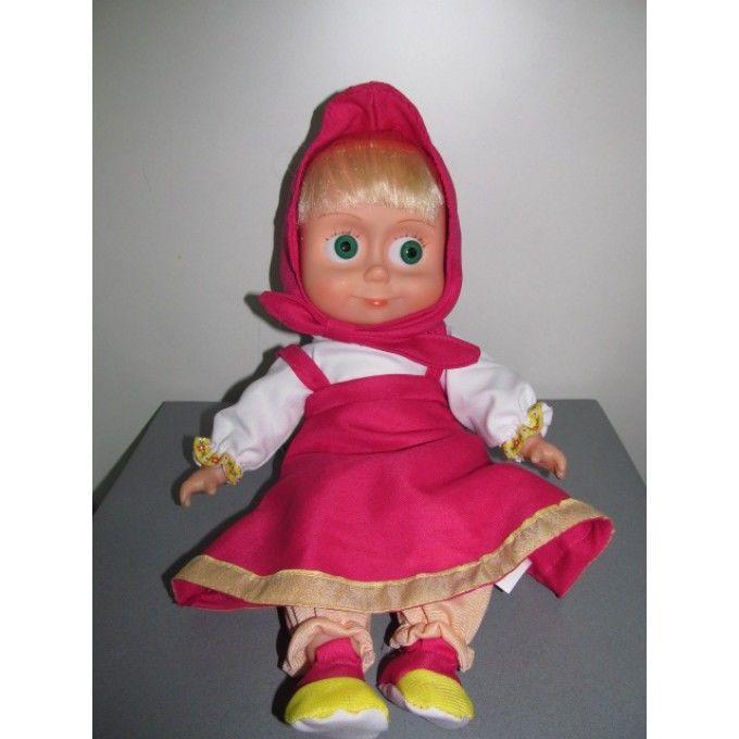 Говорящая кукла (без упаковки) Маша ММ-8013 U (MM-8013) (Маша и медвед