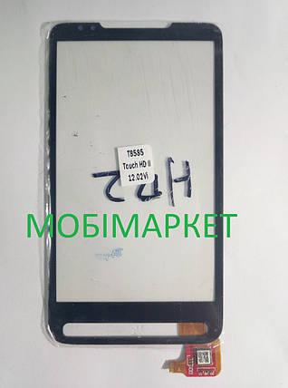 Сенсор (тачскрін)  HTC T8585 Touch HD2 (під конектор), фото 2