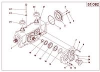 041177 Штифт пружинный 8x20 - DIN 1481