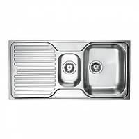 Teka Кухонная мойка Teka Princess 1 1/2C 1E MTX Нержавеющая сталь (30000173)