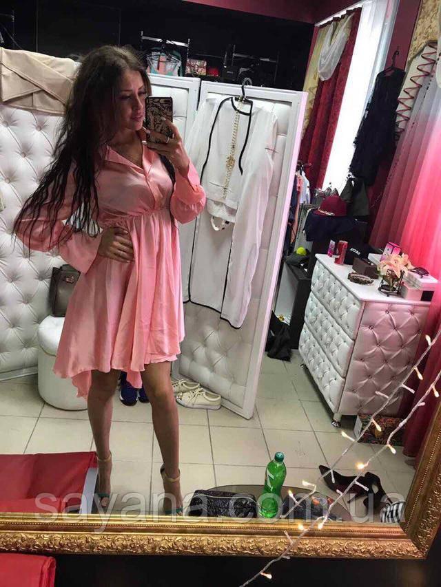 женское красивое платье