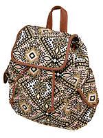 DM Рюкзак Городской ткань Индия 6129-57 Распродажа, фото 1