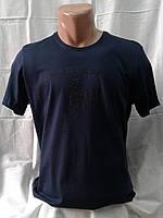 Мужская футболка Polo Ralph Lauren ральф лоурен роло Турция темно-синяя