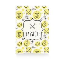 """Обложка для паспорта """"Hipster"""" хипстер, фото 1"""
