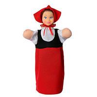 """Кукла-рукавица """"Красная Шапочка"""""""