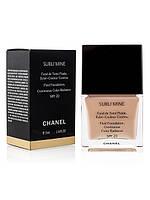 """Тональный крем Chanel """"Subli'Mine Fond de Teint Fluide SPF 20"""", 75 мл"""