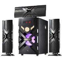 Комплект акустики 3.1 DJACK E-13 (USB/FM-радио/Bluetooth)