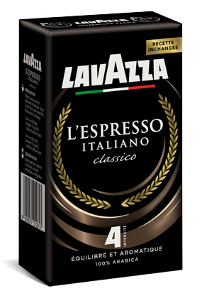 Кофе молотый Lavazza L`espresso Italiano 250 г