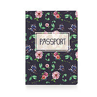 """Обложка для паспорта """"Сад"""""""