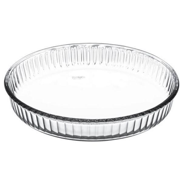 Круглое блюдо ж/у Pasabahce Borcam, 2,95 л (d=318,5мм) 59014