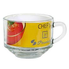 """Кружка для супа с одной ручкой Pasabahce Chef""""s, 635 мл (h=90мм, d=115х60мм) 55303"""