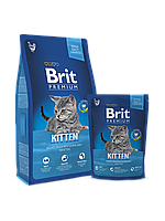 Brit Premium Kitten Chicken 8 кг