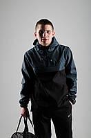 Анорак Nike / Ветровка Nike / черный