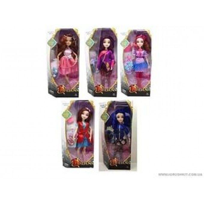 Кукла DH 5 видов, в коробке