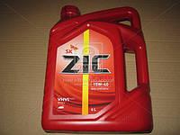 Масло моторное ZIC X3000 15W-40 (Канистра 6л) 172601