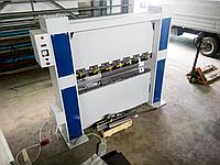 Листогиб гидравлический c ЧПУ 30 тонн на 2500 мм Пресс гибочный Кромкогиб