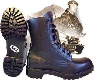 Берцы British Army Assault Combat Boots