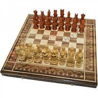 "Шахматы 3 в 1 ""Египет"". 50х50 см."