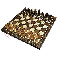 "Шахматы ""AMBASSADOR"", 54х54 см, фото 1"