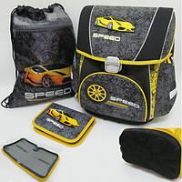 Набор Josef Otten PREMIUM-E Speed: ранец каркасный + сумка для обуви + пенал-книжка 1002889