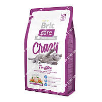 Сухой корм Brit Care Cat Crazy I am Kitten 7кг