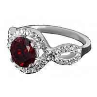 Женское серебряное кольцо арт. uk188