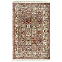 Ковер Esfahan 8317C brown/ivory
