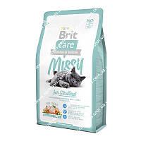 Сухой корм Brit Care Cat Missy for Sterilised 7кг