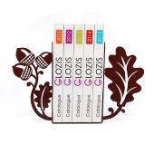 Упоры для книг Glozis G-022 Acorns 20 х 14 х 12 см