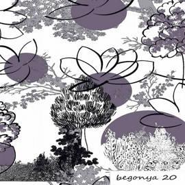 Ткань для штор Begonya 20