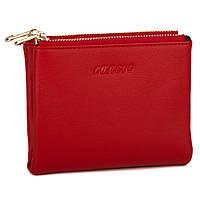 Стильное женское портмоне 16А-10388 Red