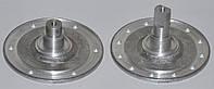 Фланцы (комплект из ведомого и приводного) для стиральных машин Electrolux, Zanussi, AEG, фото 1