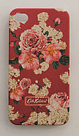 Чехол на Айфон 4/4s Cath Kidston стильный Пластик Роза, фото 1