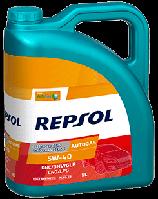 Масло моторное REPSOL RP AUTO GAS 5W40 CP-4  4лит.