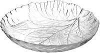 PASABAHCE 10285 Sultana Набор прозрачных стеклянных глубоких тарелок 21см, 6шт