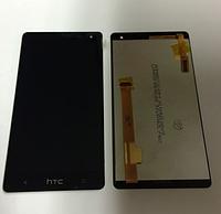 Оригинальный дисплей (модуль) + тачскрин (сенсор) для HTC Desire 600   606W