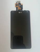 Оригинальный дисплей (модуль)+тачскрин (сенсор) LG Optimus G LS970 E971 E973 E975 E976 E977 F180K F180S F180L