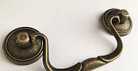 Ручка меблева під бронзу